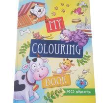 Kleurboek Dieren