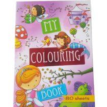 Prinsessen Kleurboek