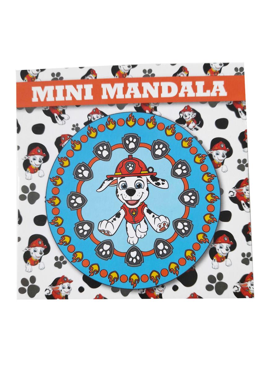 Paw Patrol Mandala – Marshall