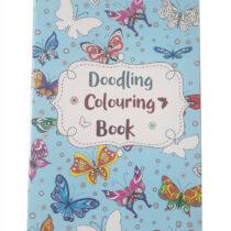 Doodle Kleurboek