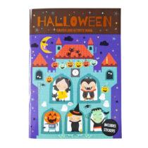 Halloween Kleurboek