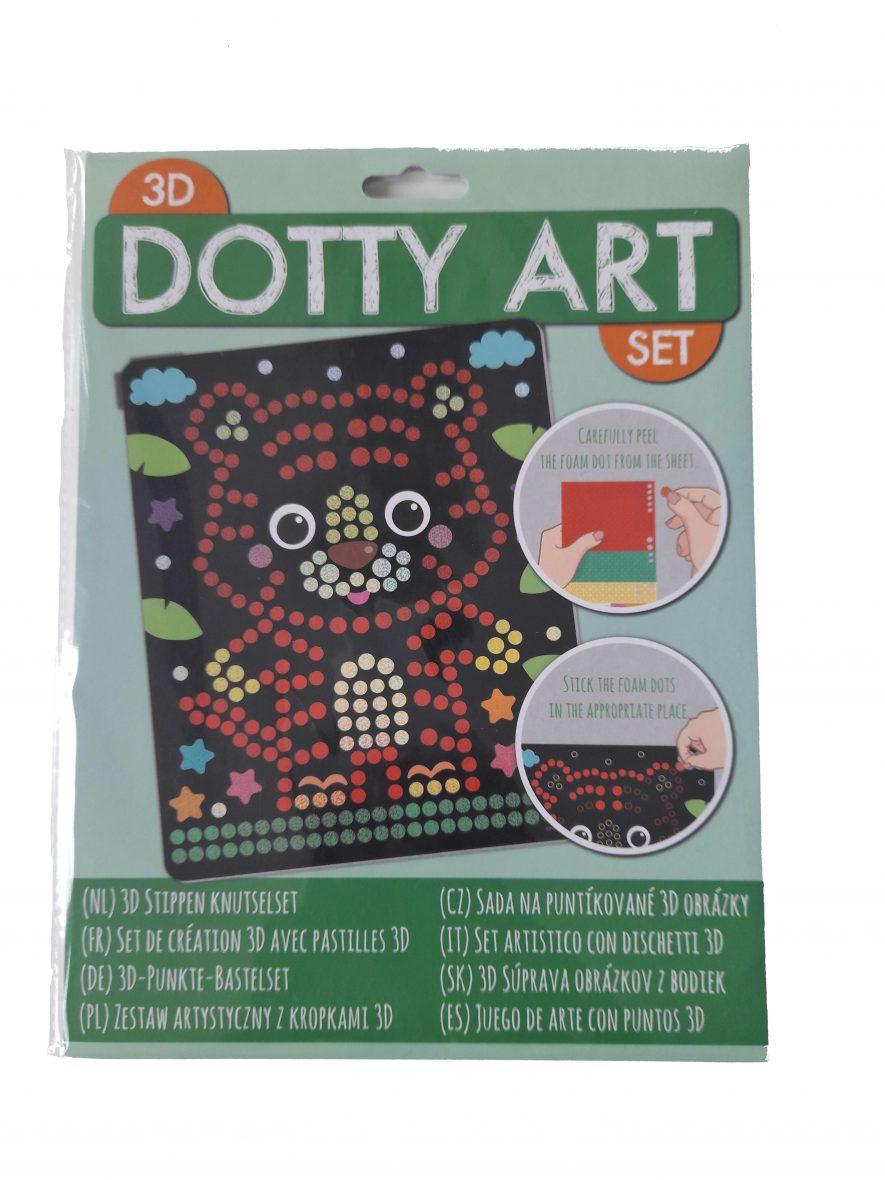 3D Dotty Art set – Beer