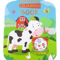 Kleurboek Boerderij