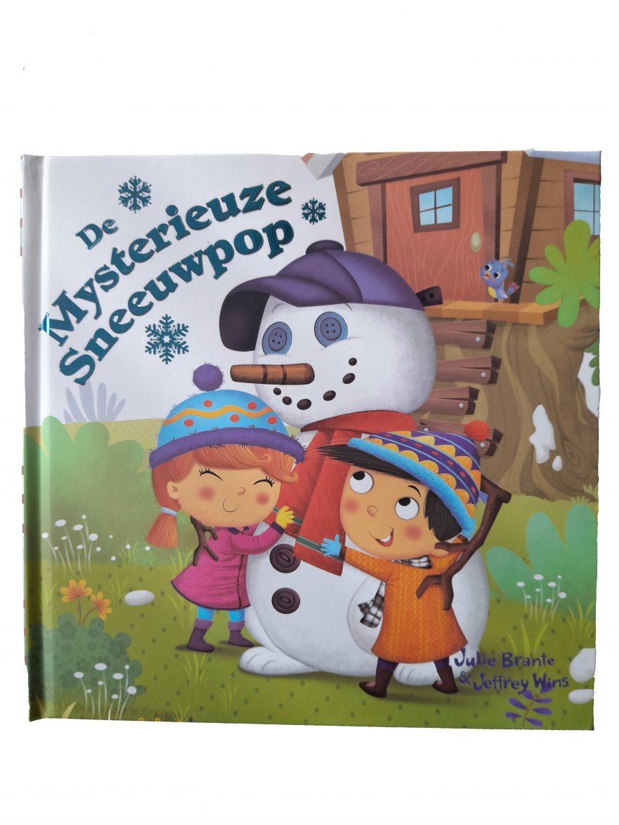 De Mysterieuze Sneeuwpop