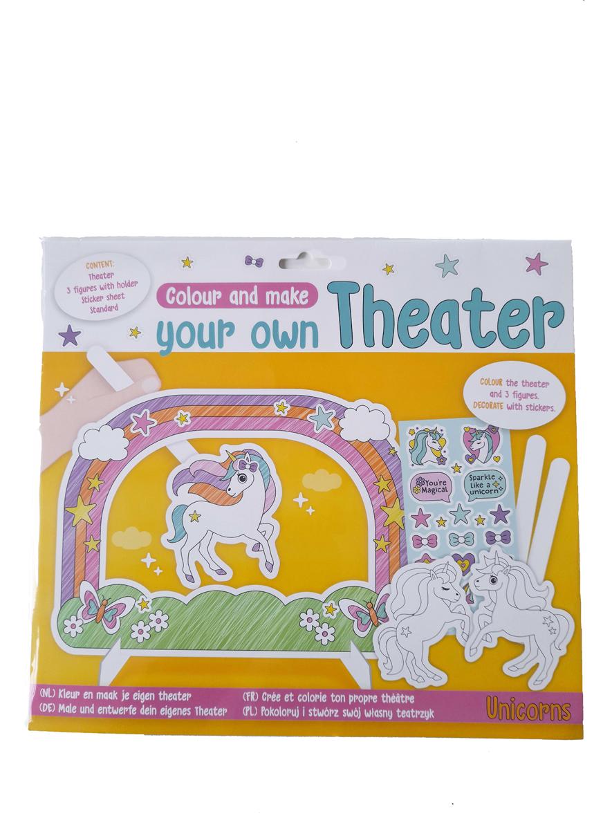 Maak je Eigen Theater – Eenhoorn's