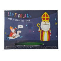 Sinterklaas Klei Figuur